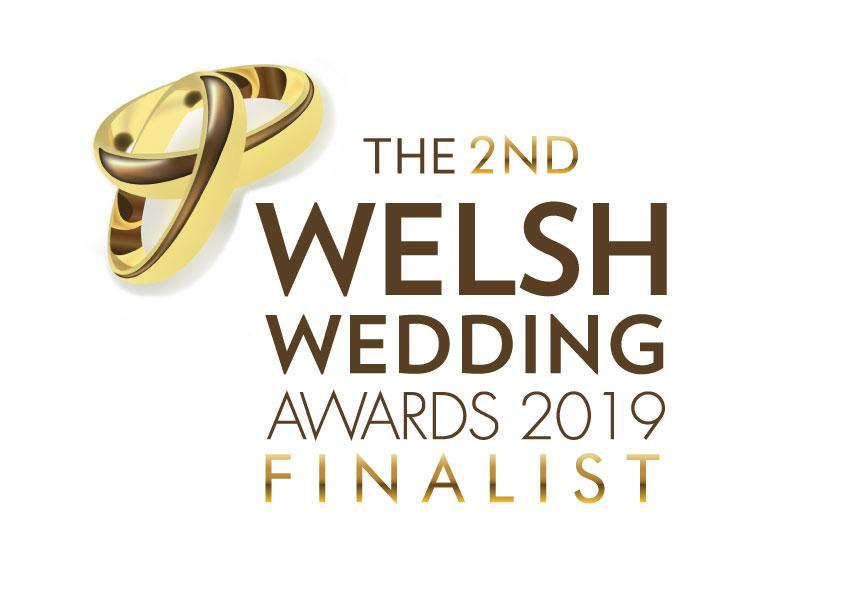 Welsh Wedding Award FINALIST 2019