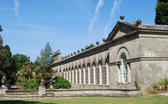 The Orangery at Margam Park
