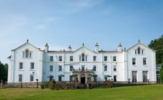 Stately home wedding venues wales